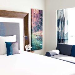 Отель Novotel Fujairah комната для гостей фото 4