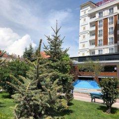 Отель My Suit Otel балкон