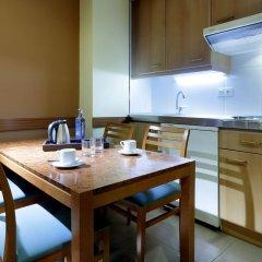 Отель Hesperia Sant Joan Suites в номере