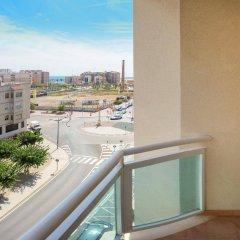Отель Estudios RH Vinaros балкон