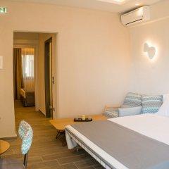 Апартаменты Costa Domus Blue Luxury Apartments комната для гостей