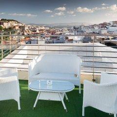 Отель NH Collection Lisboa Liberdade балкон