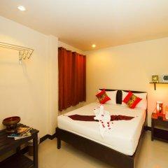 Отель Silver Resortel Номер Эконом с различными типами кроватей фото 3