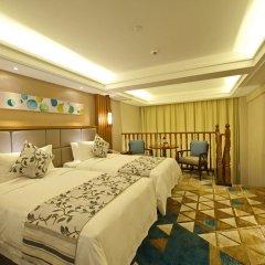 Отель Ramada Shanghai East комната для гостей фото 5