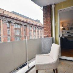Апартаменты Hans Crescent Apartment Лондон балкон