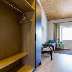 Апартаменты Forenom Apartments Espoo Lintuvaara удобства в номере