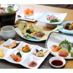 Отель Seaside Hotel Yakushima Япония, Якусима - отзывы, цены и фото номеров - забронировать отель Seaside Hotel Yakushima онлайн питание фото 3
