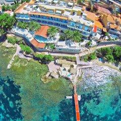 Отель Vistabella Испания, Курорт Росес - отзывы, цены и фото номеров - забронировать отель Vistabella онлайн бассейн