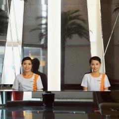Nova Express Pattaya Hotel интерьер отеля