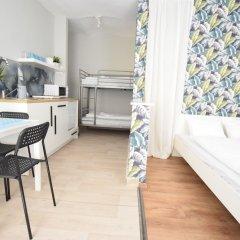 Апартаменты Budget Apartment by Hi5 - Vámház 5. Будапешт комната для гостей