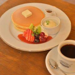 Chillulu Coffee & Hostel питание фото 3