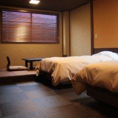Отель Tokiwa Ryokan Никко комната для гостей