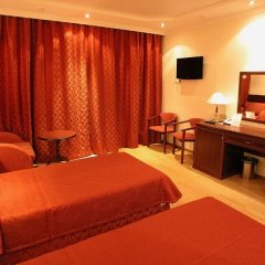 Гостиница Гамма в Ольгинке 1 отзыв об отеле, цены и фото номеров - забронировать гостиницу Гамма онлайн Ольгинка комната для гостей фото 2