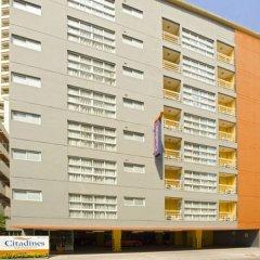 Отель Citadines Sukhumvit 16 Bangkok Таиланд, Бангкок - 1 отзыв об отеле, цены и фото номеров - забронировать отель Citadines Sukhumvit 16 Bangkok онлайн спортивное сооружение