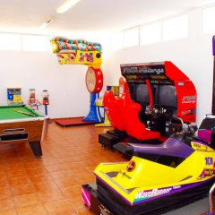 Отель Apartamentos VISTAPICAS детские мероприятия