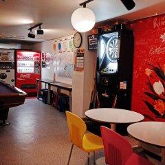Kimchee Downtown Guesthouse - Hostel гостиничный бар