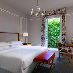 Отель Sheraton Diana Majestic комната для гостей