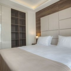 Отель Twelve Черногория, Будва - отзывы, цены и фото номеров - забронировать отель Twelve онлайн комната для гостей фото 3