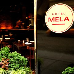 Hotel Mela Times Square гостиничный бар