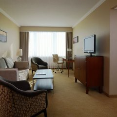 Отель Warsaw Marriott Hotel Польша, Варшава - 10 отзывов об отеле, цены и фото номеров - забронировать отель Warsaw Marriott Hotel онлайн комната для гостей фото 2