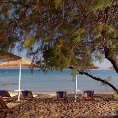 Отель Divani Apollon Palace & Thalasso пляж фото 2