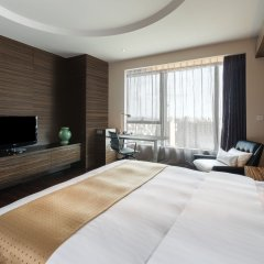 Отель Holiday Inn Shanghai Hongqiao West комната для гостей фото 2