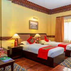Отель Tibet International Непал, Катманду - отзывы, цены и фото номеров - забронировать отель Tibet International онлайн комната для гостей фото 5