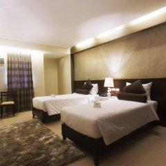 Grace Crown Hotel комната для гостей