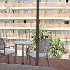 Hotel Les Palmeres балкон