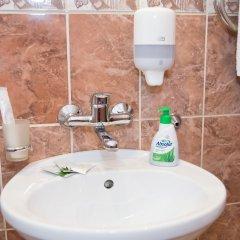 Гостиница Европа Ульяновск ванная