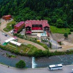 Uzungol Onder Hotel & Spa Турция, Узунгёль - отзывы, цены и фото номеров - забронировать отель Uzungol Onder Hotel & Spa онлайн парковка
