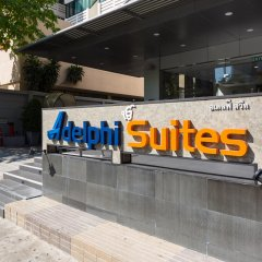 Отель Adelphi Suites Bangkok питание
