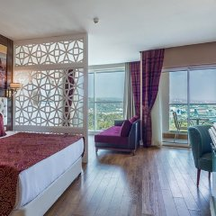 Litore Resort Hotel & Spa Турция, Окурджалар - отзывы, цены и фото номеров - забронировать отель Litore Resort Hotel & Spa - All Inclusive онлайн балкон