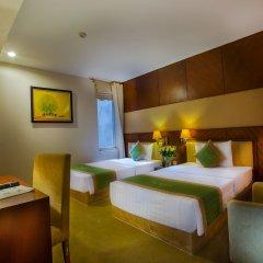Отель Emerald Hotel Вьетнам, Ханой - отзывы, цены и фото номеров - забронировать отель Emerald Hotel онлайн комната для гостей фото 3