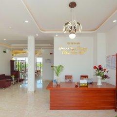 Отель Yellow Daisy Villa интерьер отеля