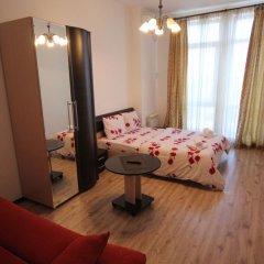 Мини-отель Папайя Парк Стандартный номер с разными типами кроватей фото 13