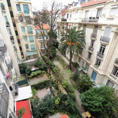 Отель Mini Suite Miro Five Stars Holiday House Франция, Ницца - отзывы, цены и фото номеров - забронировать отель Mini Suite Miro Five Stars Holiday House онлайн фото 2