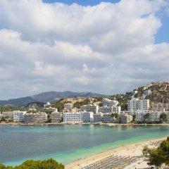 Отель Santa Ponsa пляж