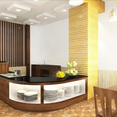 Camellia Nha Trang 2 Hotel интерьер отеля