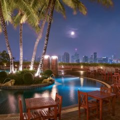 Отель Prince Palace Hotel Таиланд, Бангкок - 12 отзывов об отеле, цены и фото номеров - забронировать отель Prince Palace Hotel онлайн бассейн фото 3