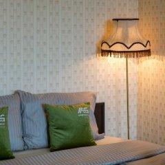 Апартаменты AG Apartment on Trofimova Москва комната для гостей фото 3