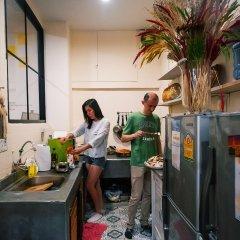 The Sibling Hostel Бангкок спа