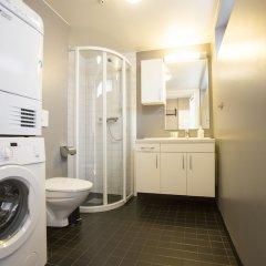 Апартаменты City Housing - Bergelandsgata 13 - Klostergaarden Apartments Ставангер ванная