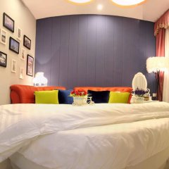 Отель Xiamen Feisu Zhu Na Er Holiday Villa Китай, Сямынь - отзывы, цены и фото номеров - забронировать отель Xiamen Feisu Zhu Na Er Holiday Villa онлайн вид на фасад