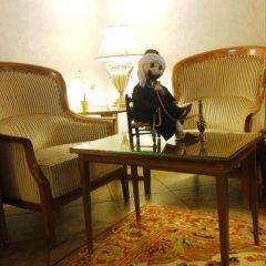 Hotel Christiania Gstaad с домашними животными