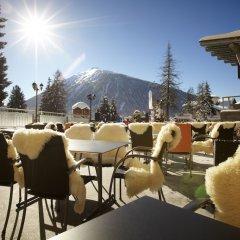 Отель Seehof Швейцария, Давос - отзывы, цены и фото номеров - забронировать отель Seehof онлайн гостиничный бар