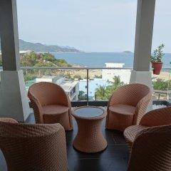 Отель French Mandarine балкон