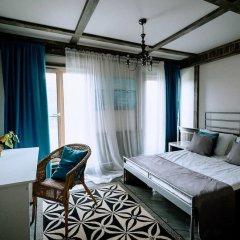 Гостиница Michelle комната для гостей фото 5