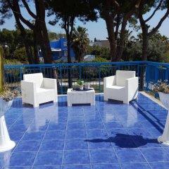 Отель B&B Nido Colorato Фонтане-Бьянке помещение для мероприятий