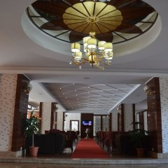 Drita Hotel интерьер отеля
